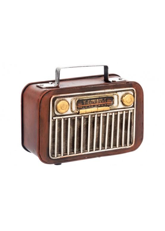 46650 Копилка «Ретро радио», 18,5х16х8см