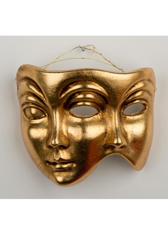 """керамическое панно-маска """"Due visi"""" (Два лица)"""