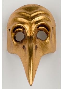 """Керамическое панно-маска """"Medico della Peste"""" (Доктор Чумы)"""