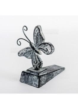 2346 Ограничитель для двери «Бабочка», 12х10х14см