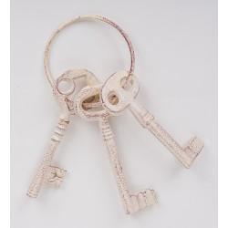 Декоративные ключи, 10х25см, металл
