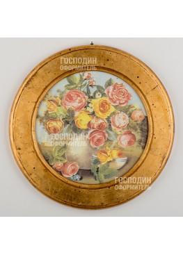 1907/A миниатюра букет цветов