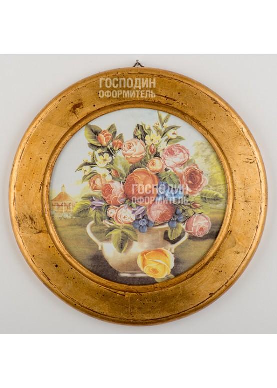 1907/B МИНИАТЮРА БУКЕТ ЦВЕТОВ
