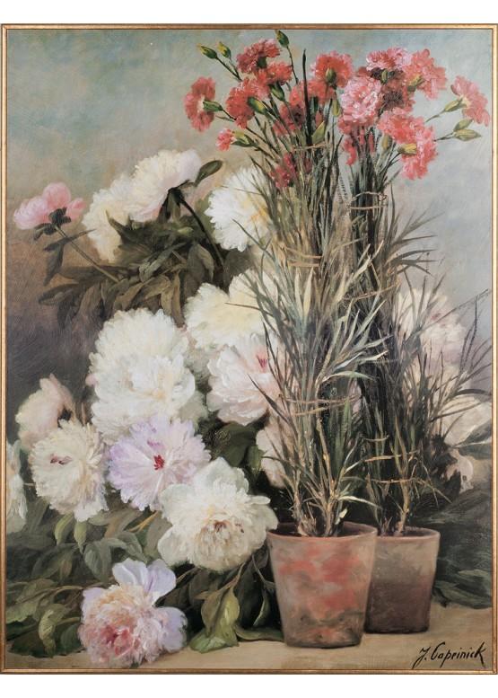 7624 Картина Цветы