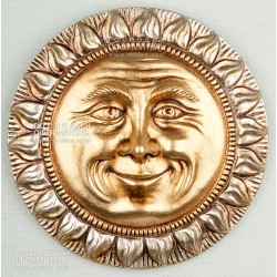 Панно настенное «Солнце Тарелка»