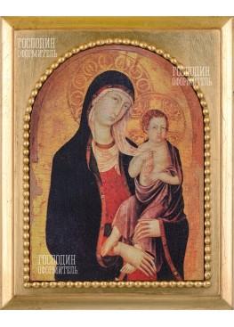 """1537/D Картина-фреска """"Мадонна"""""""