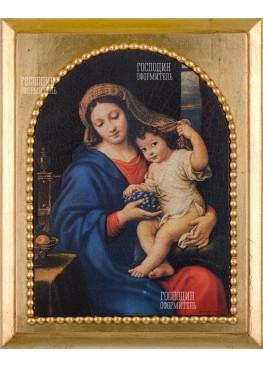"""1537/A КАРТИНА-ФРЕСКА """"МАДОННА"""""""
