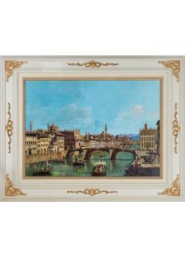 Картина Венецианский канал, 75х95см