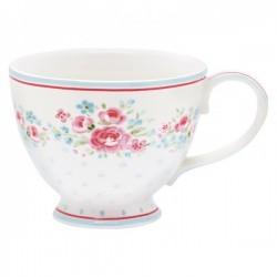 Чашка Tess White, фарфор