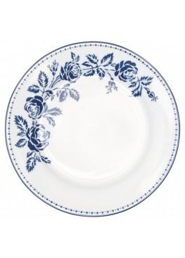 ТАРЕЛКА FLEUR BLUE, d20,5см
