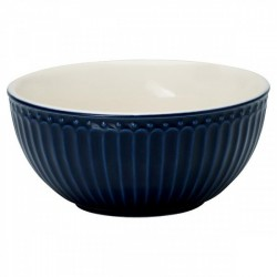 ПИАЛА GREENGATE ALICE DARK BLUE 14*14*6 см