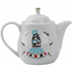 """Чайник """"Алиса в стране чудес"""", 500ml"""