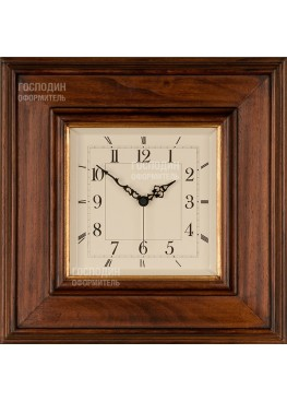 3025/A часы настенные 39х39