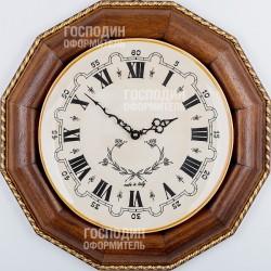 4045 часы настенные 44X44см