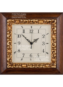 4046/A часы настенные 31X31см
