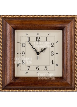 4047/B часы настенные 35X35см
