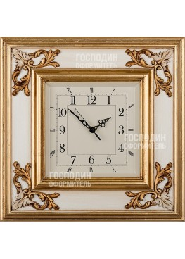 4061/B часы настенные 40X40см