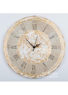 4056/B часы настенные 41X41см