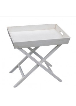Кофейный столик, 61х41х60см, массив березы